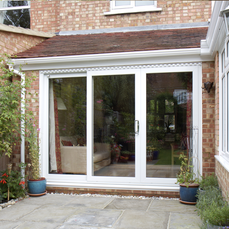 Pvc U Patio Doors Doors Crystal Direct