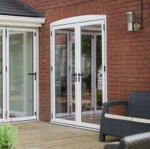 PVC-U/Aluminium Hybrid Residential Doors
