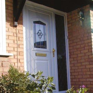 PVC-U Residential Doors